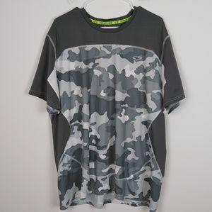 Champion DuoDry Camouflage Mesh Shirt